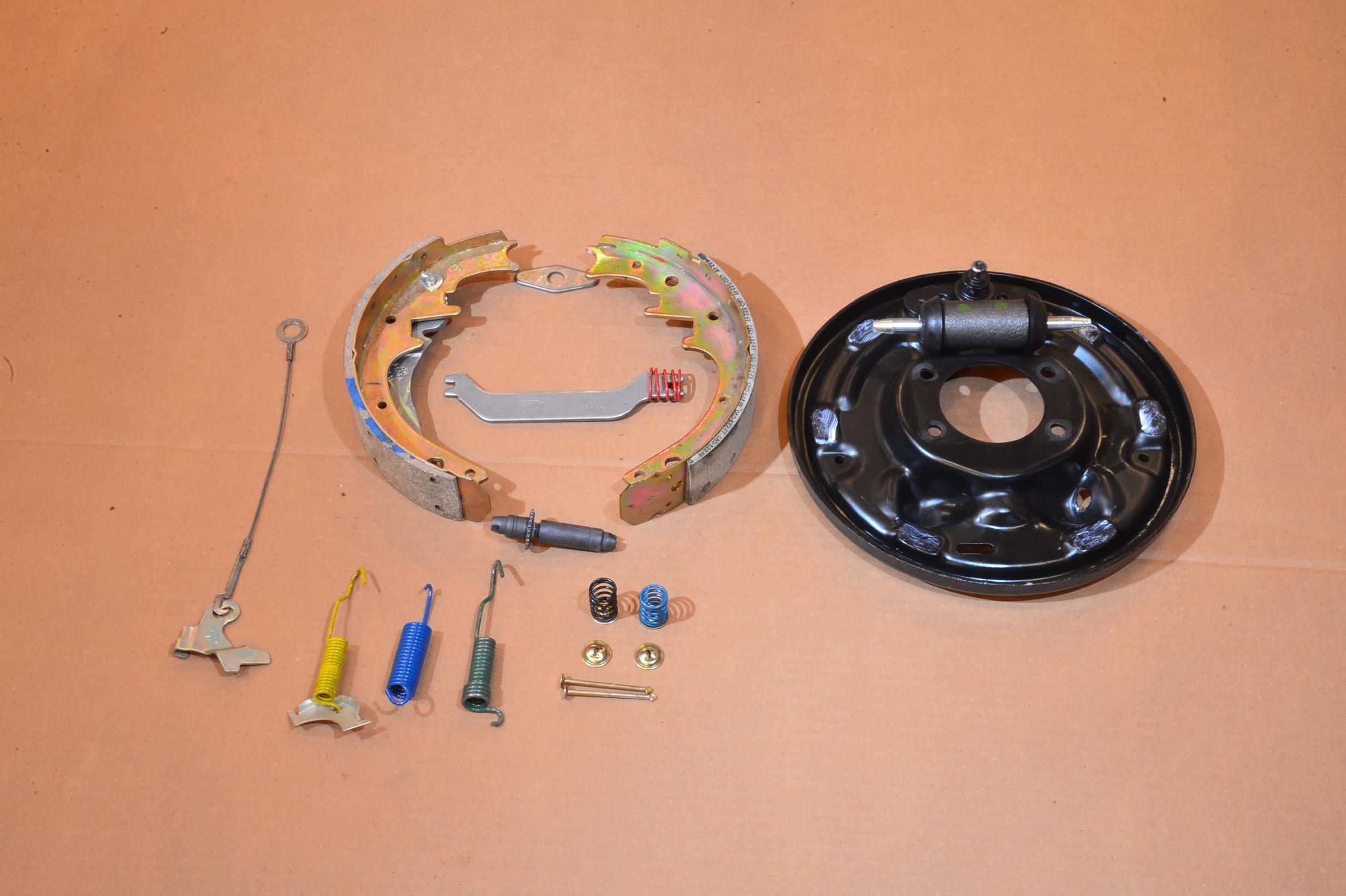 Rear Drum Brake Hardware