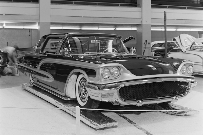 Turn Back Tuesday 1958 Larry Watson Thunderbird 05 23 17
