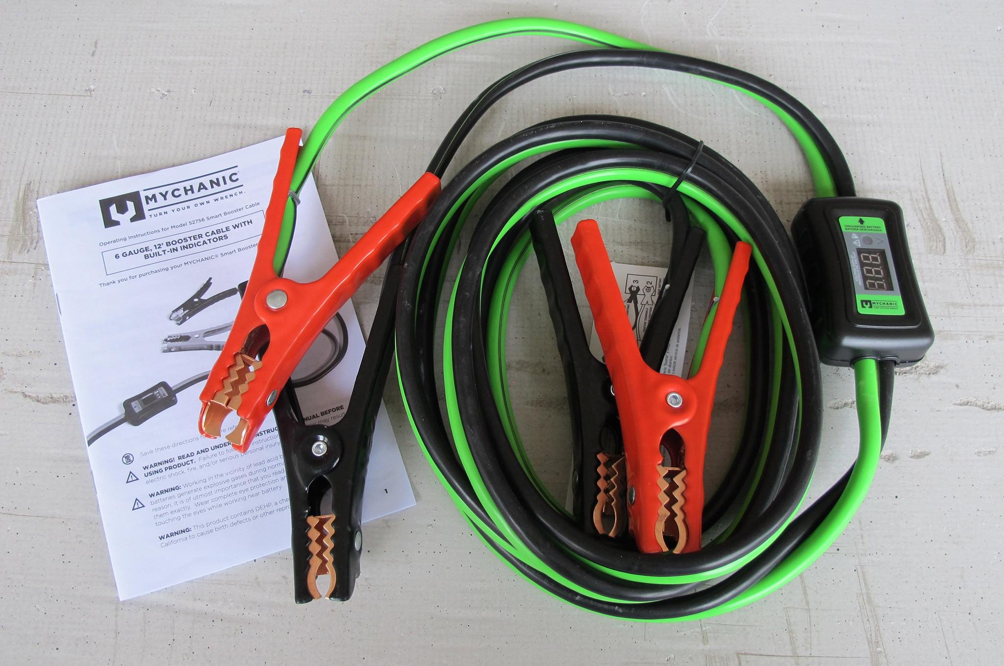 10 Mychanic Smart Jumper Cables