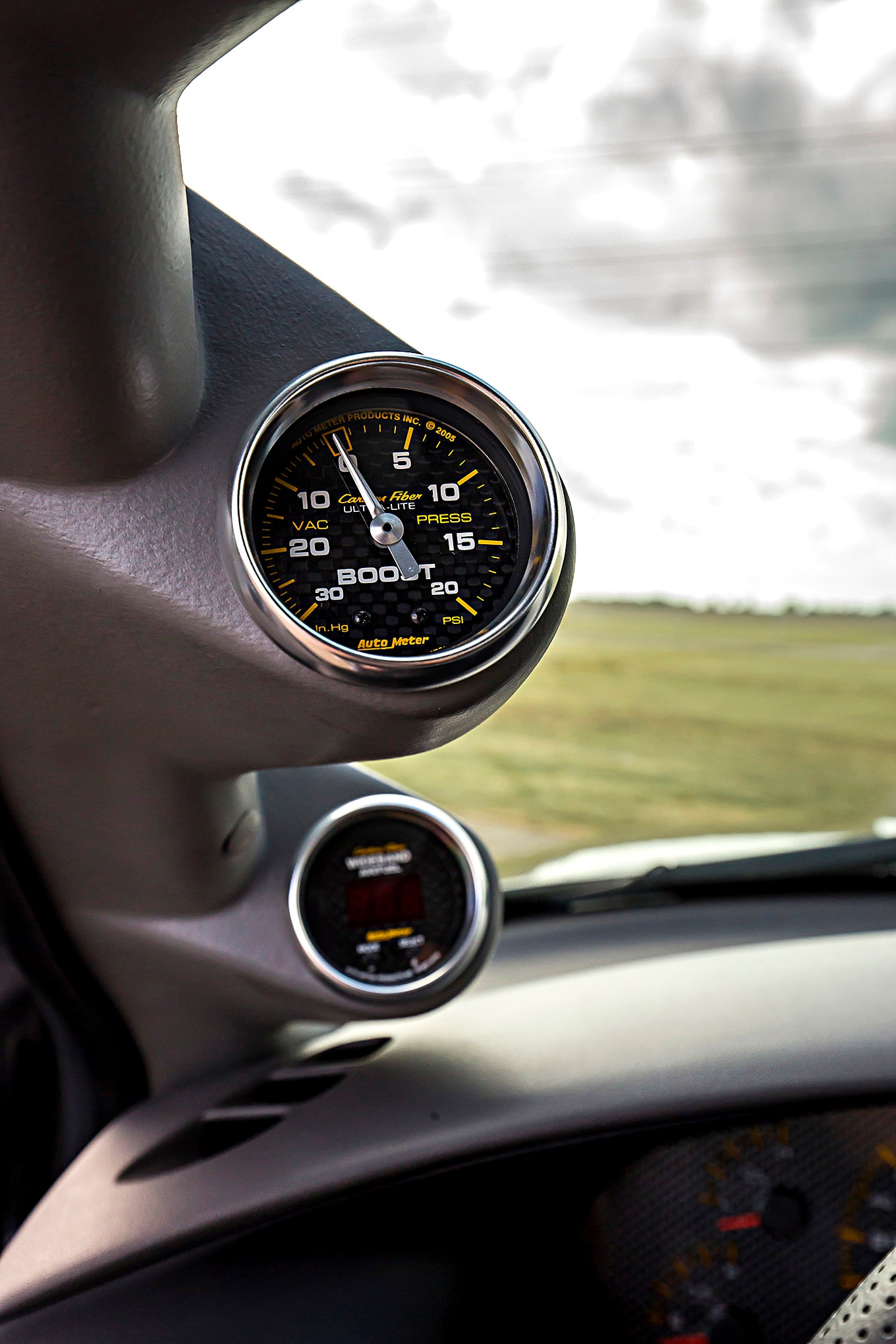 2003 Ford Lightning Gauges