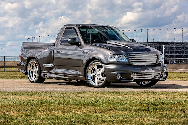 2003 Ford Lightning Front