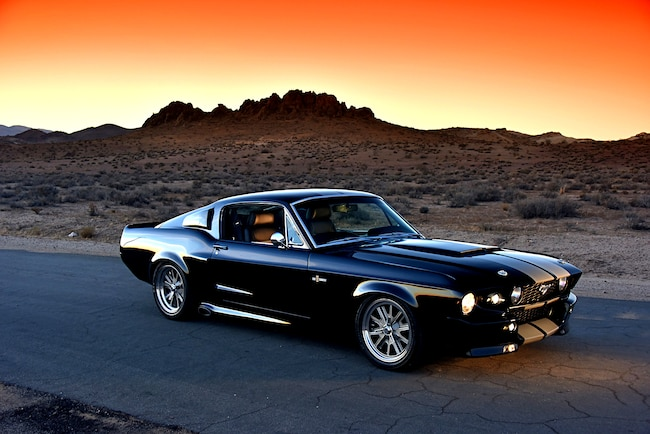 1967 Ford Mustang Eleanor Les Stuart Front