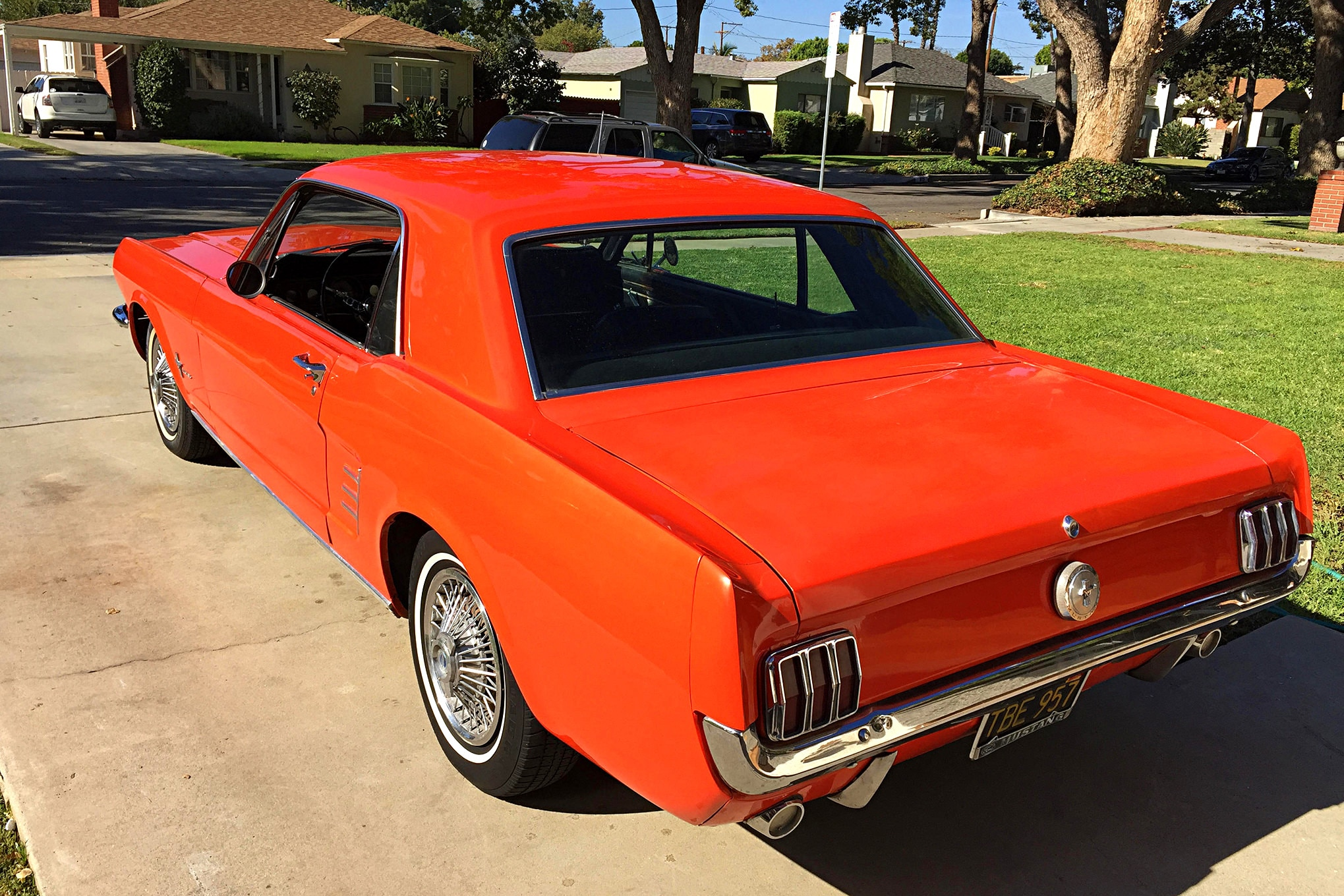 Week To Wicked Ford Mustang 1966 002