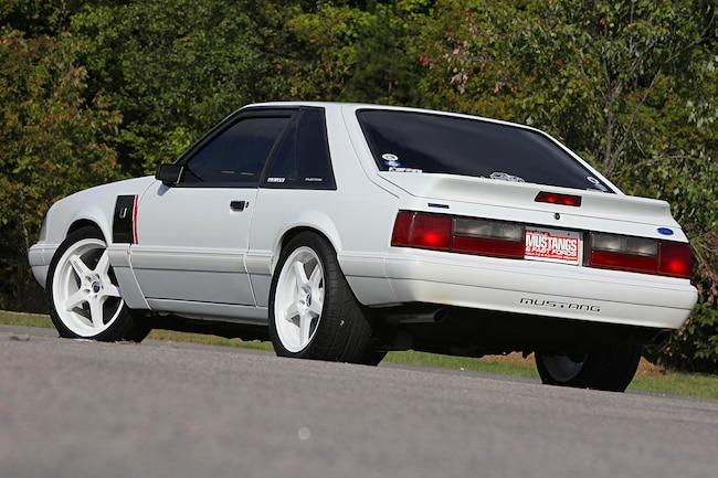 Jamie Marsh 1993 Fox Body 001