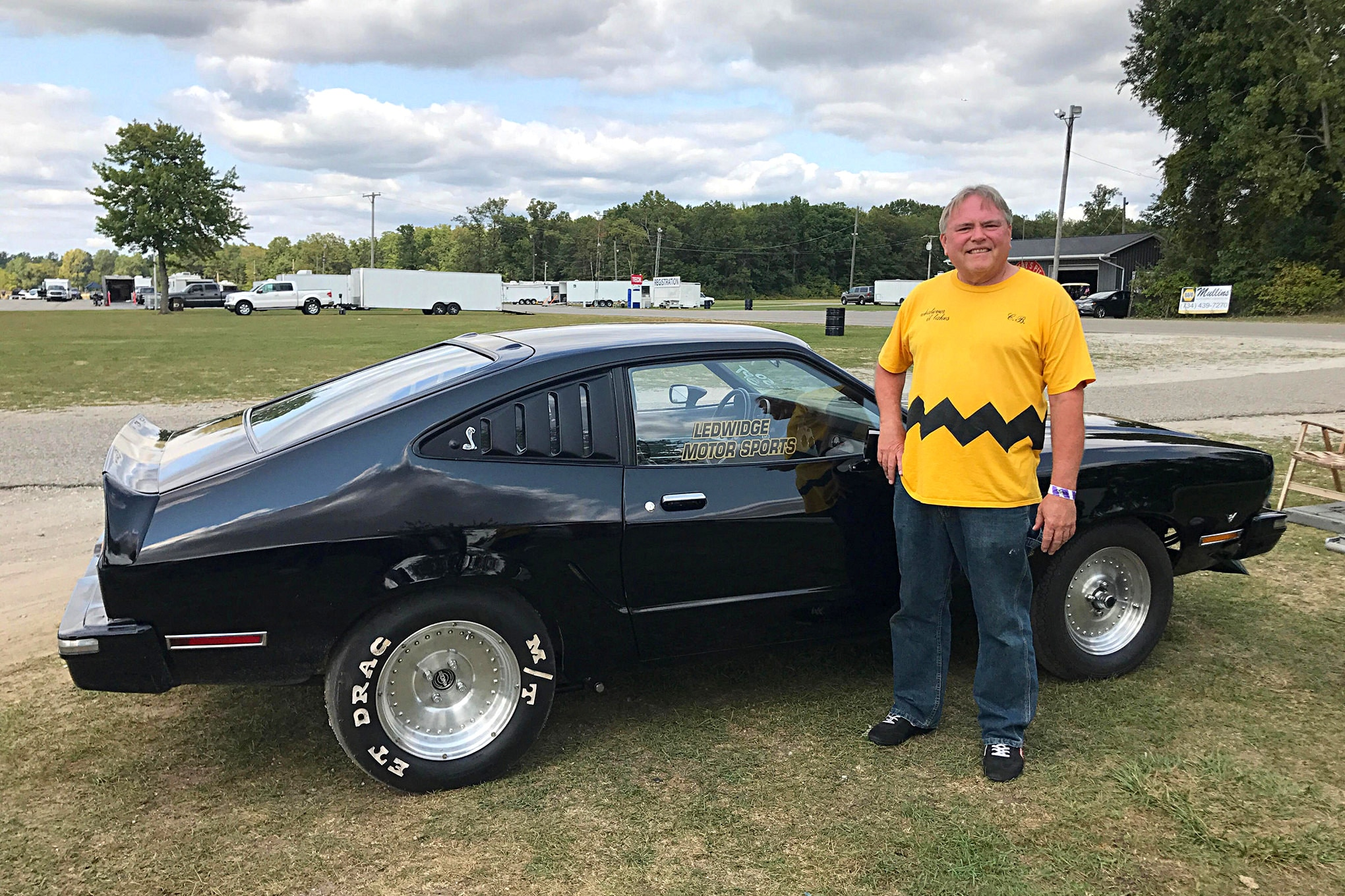 Charlie Brown King Cobra Drag Car 002