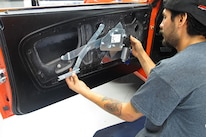 007 1966 Mustang Power Window Install