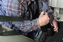 LEAD MORRIS CLASSIC SEAT BELTS MUSTANG