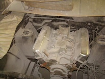 003 Cushman 1967 427 Ford Fairlane Engine