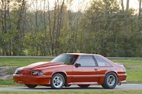 031 Orange Procharged Mustang Overalls