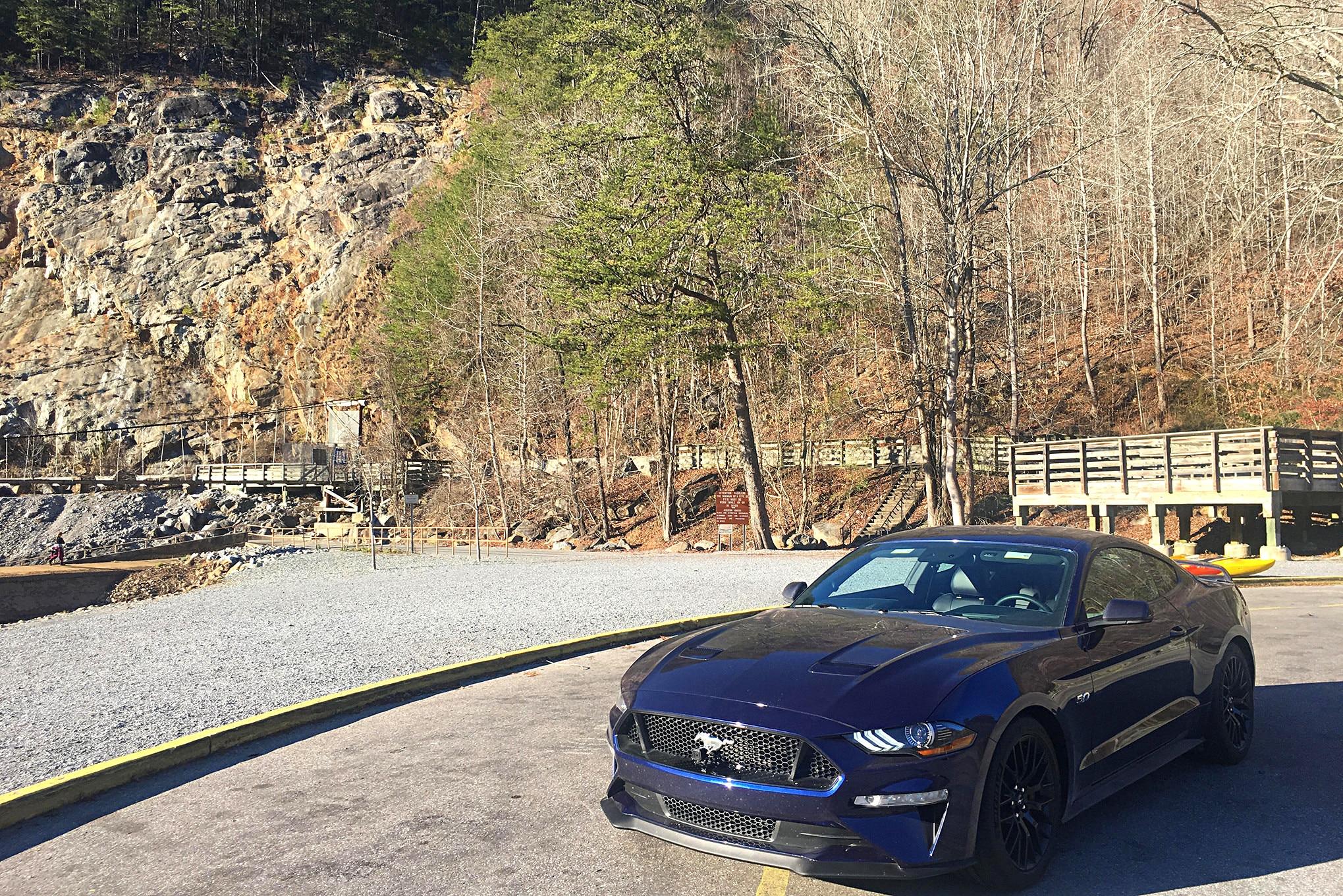 2018 Mustang GT Test 019