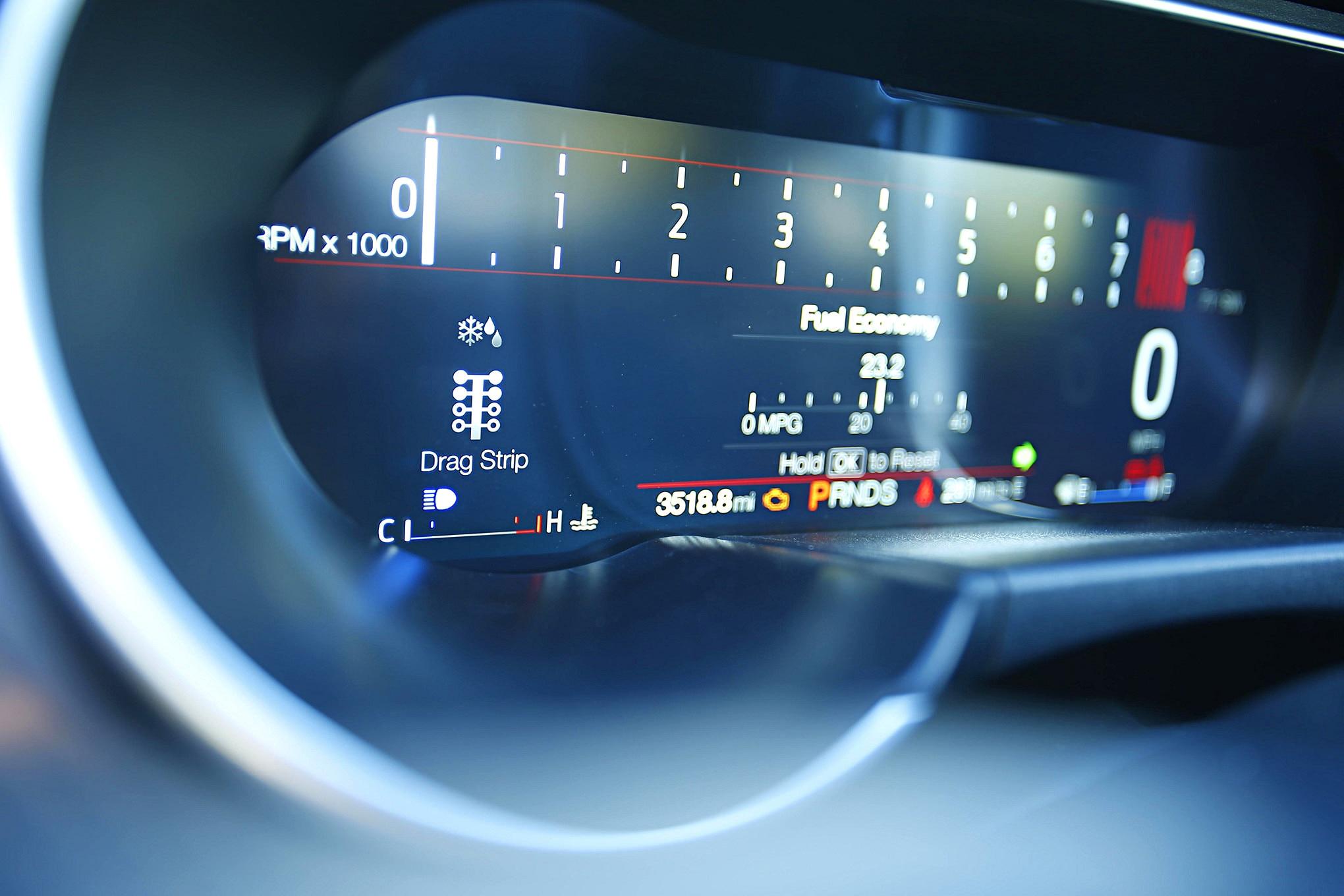 2018 Mustang GT Test 016