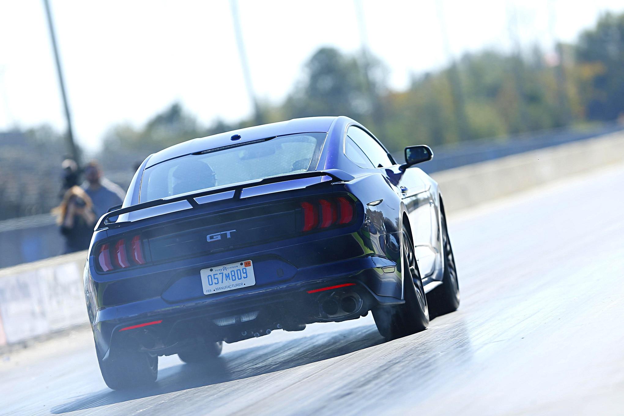 2018 Mustang GT Test 005