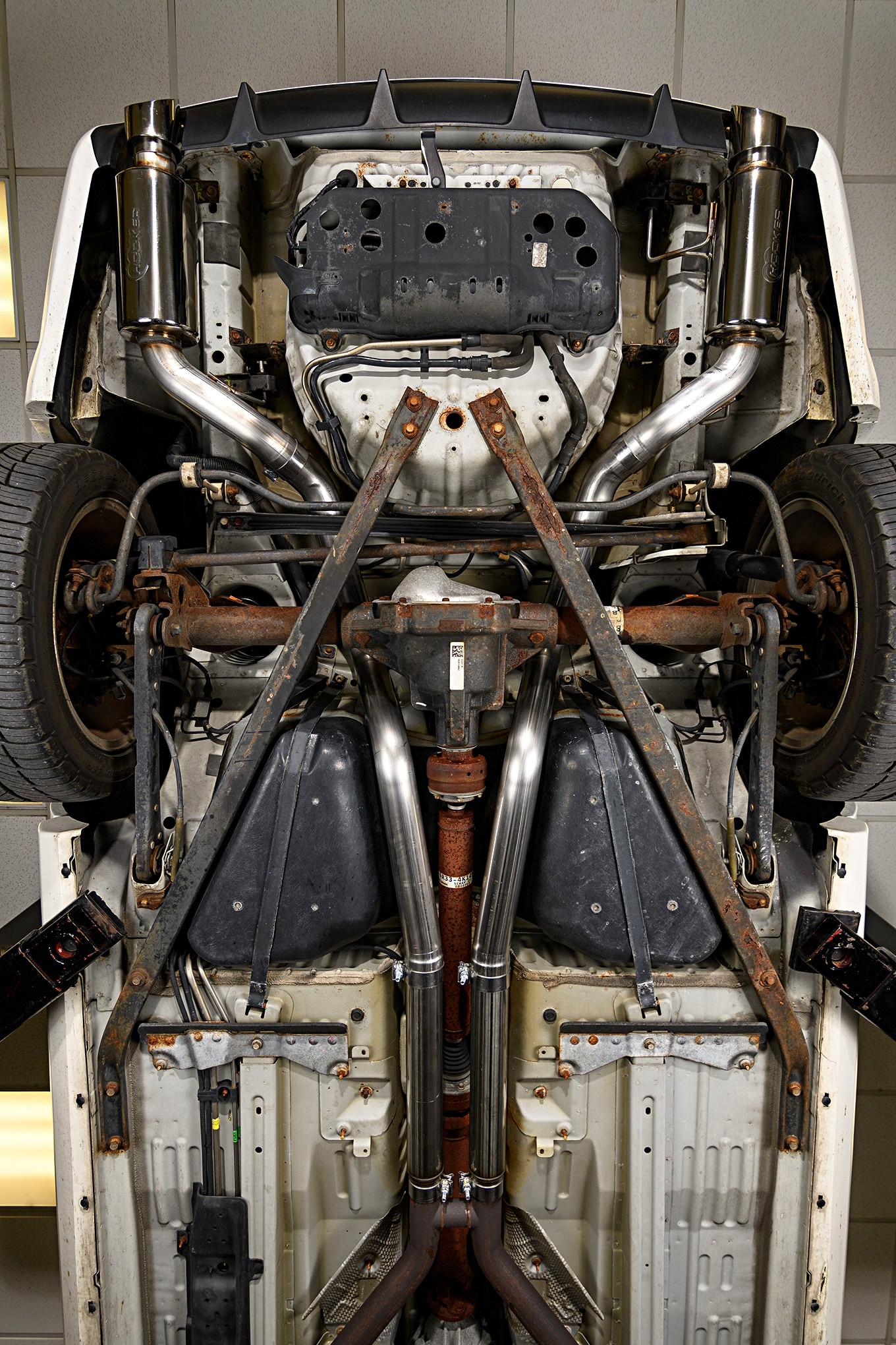 Blackheart Hooker Mustang Gt Exhaust 019