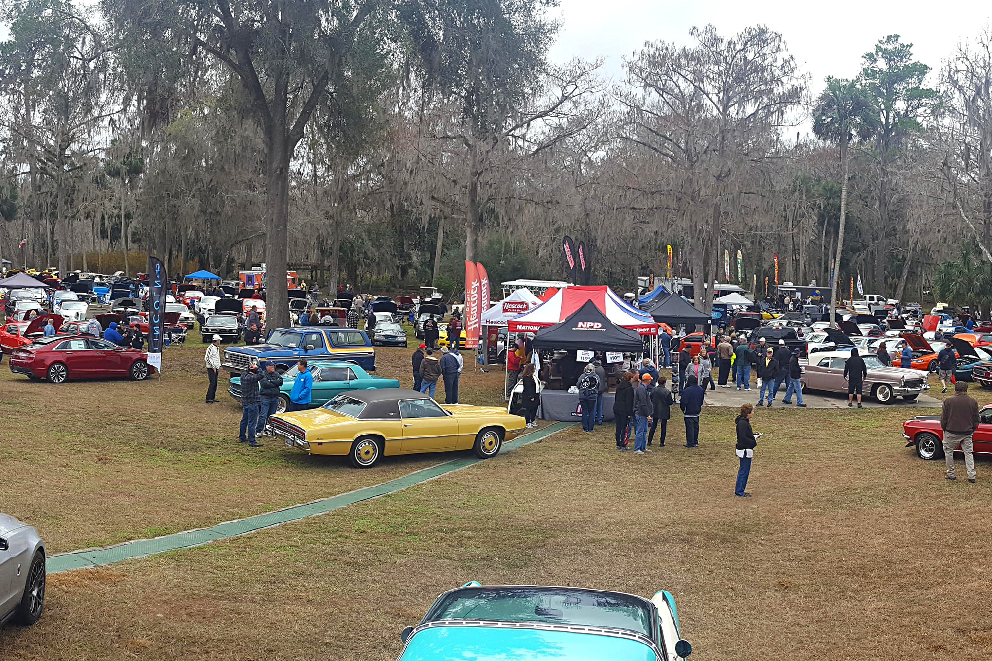 2018 Silver Springs Mustang Show001