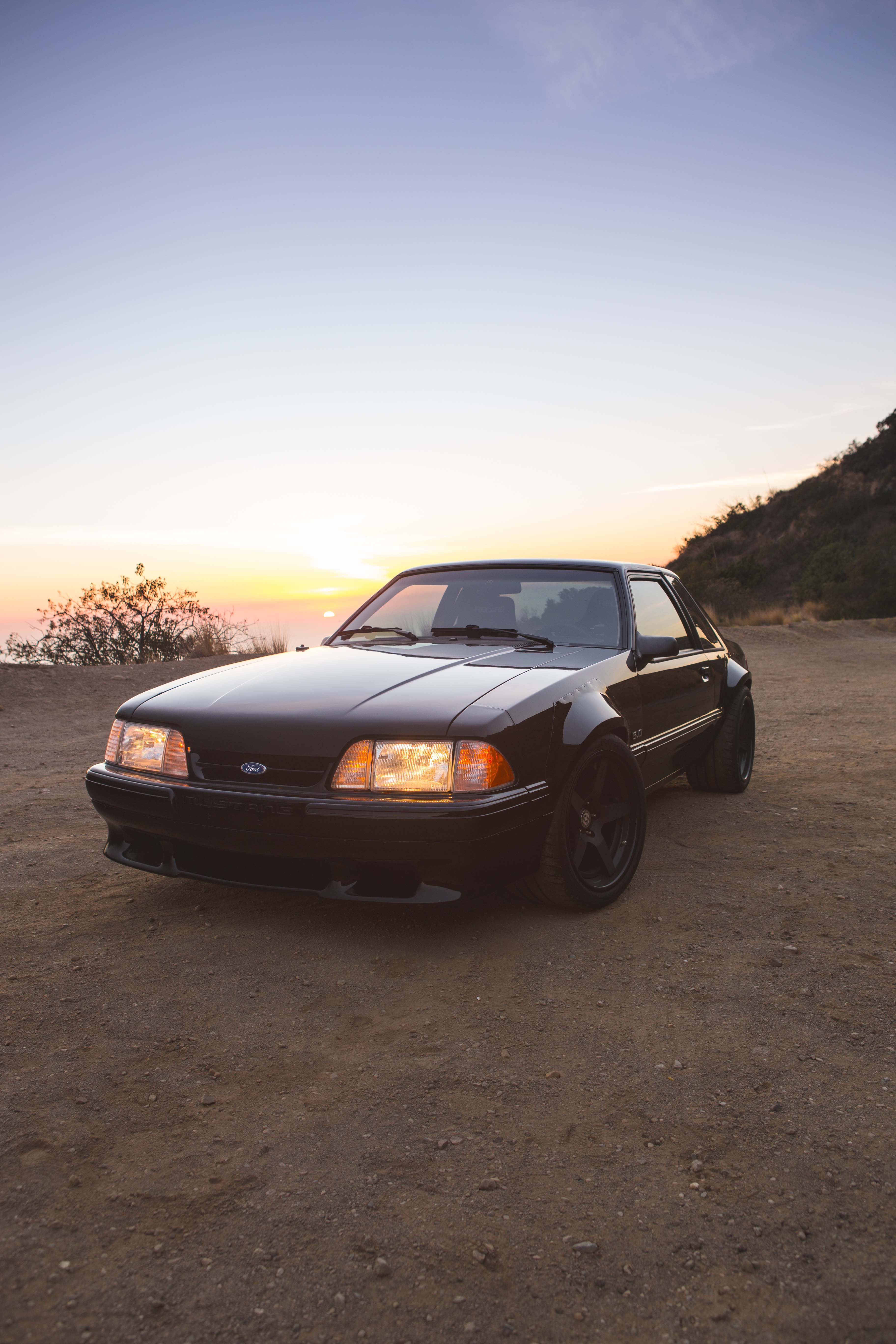 1988 Ford Mustang 29