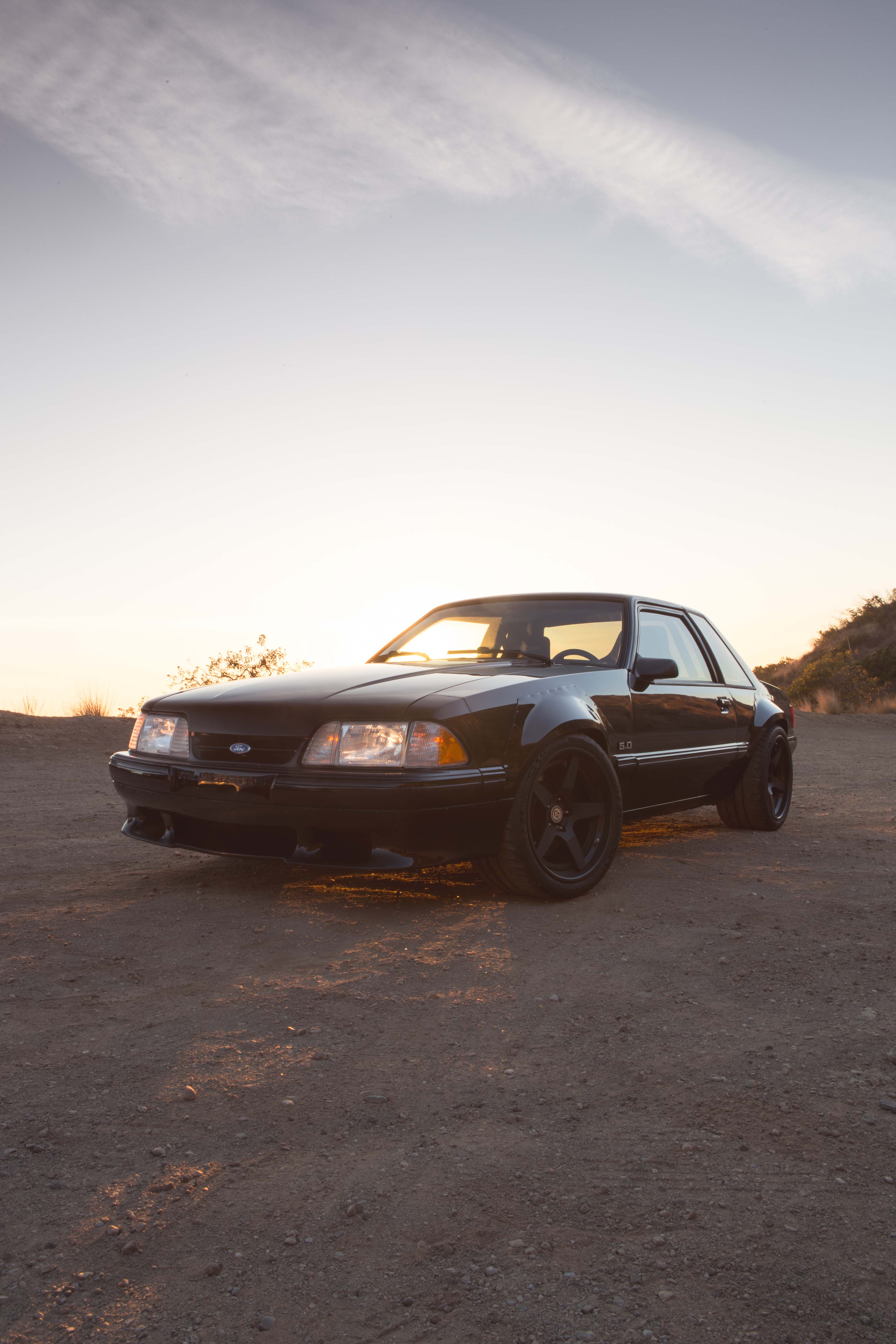 1988 Ford Mustang 22
