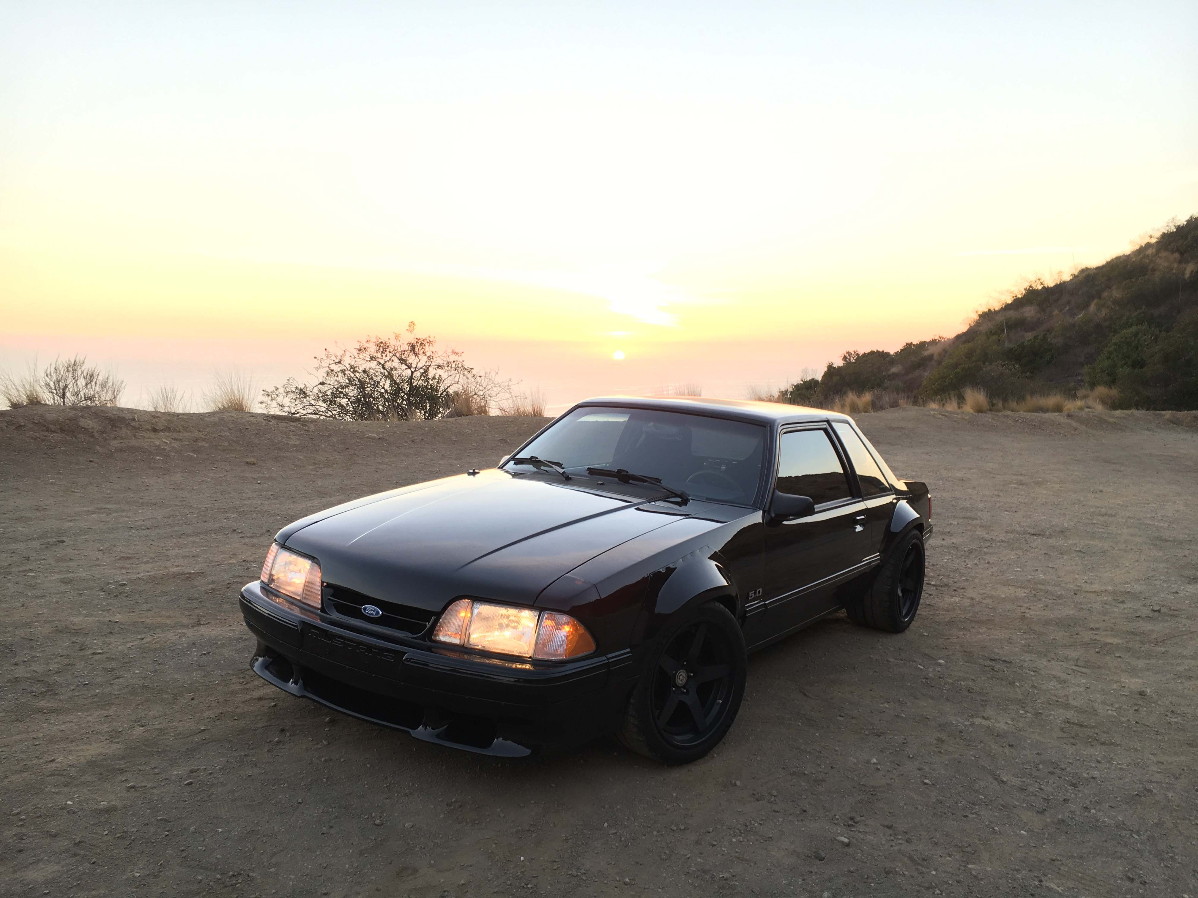 1988 Ford Mustang 43