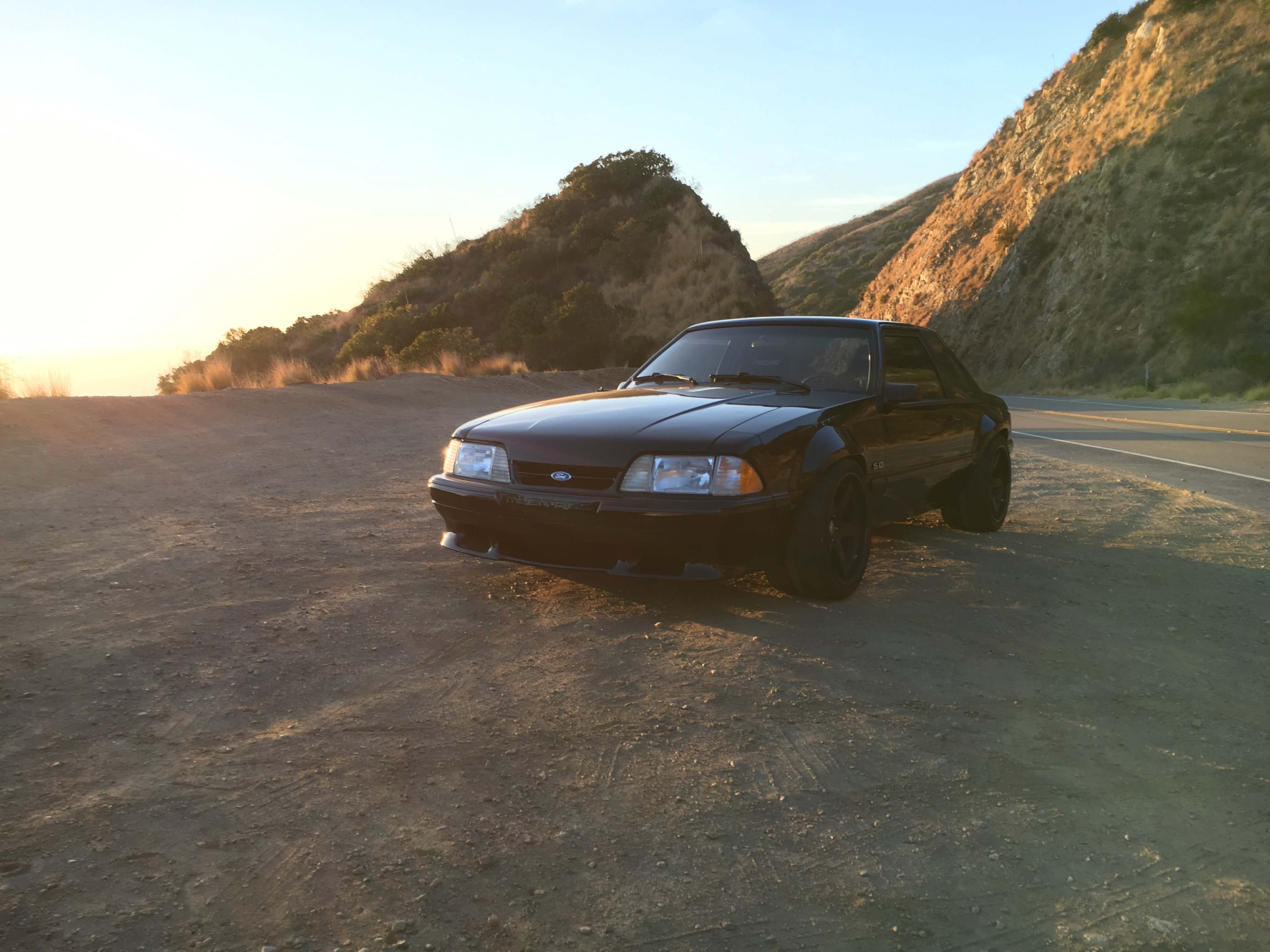 1988 Ford Mustang 39