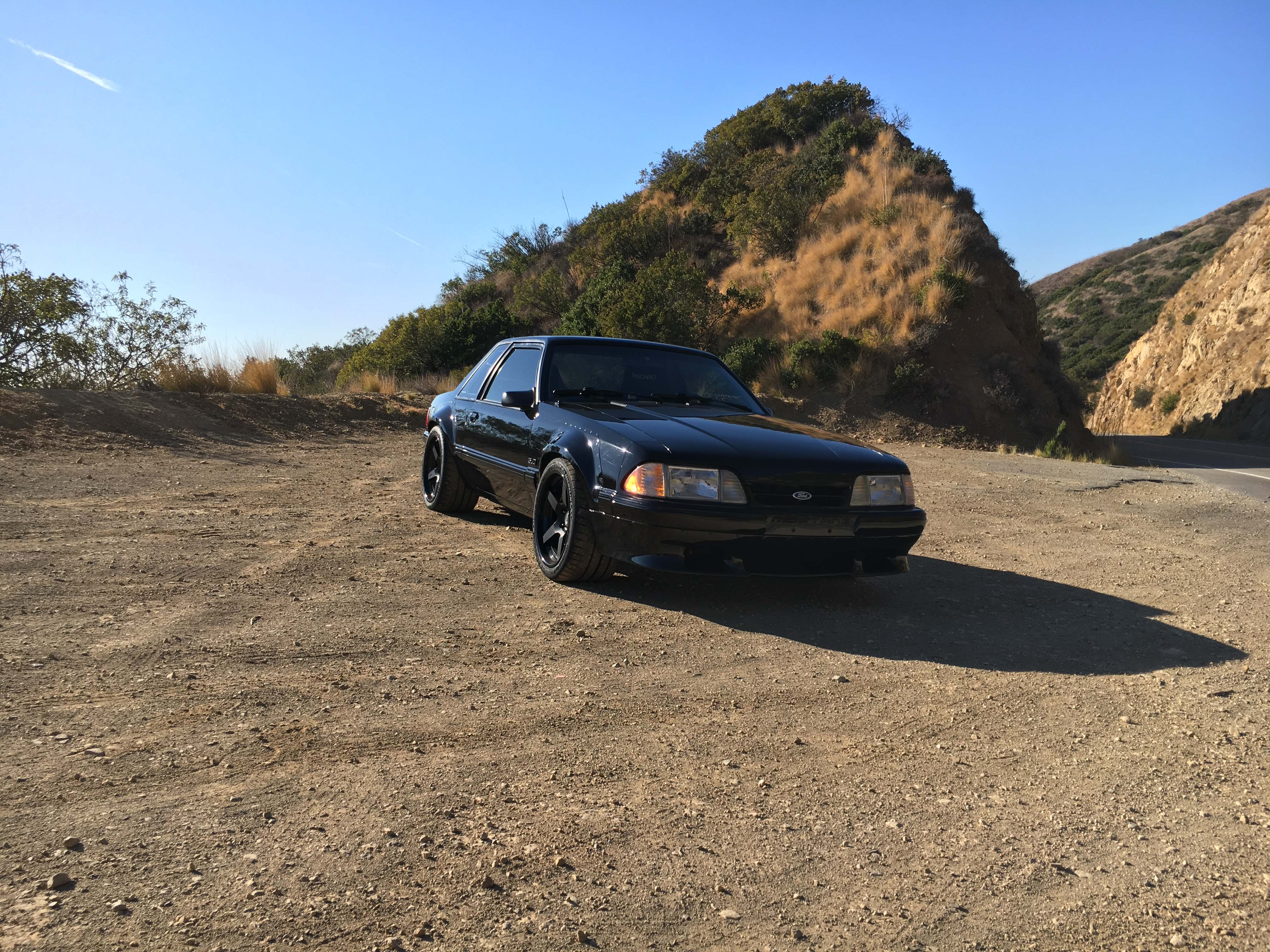 1988 Ford Mustang 35