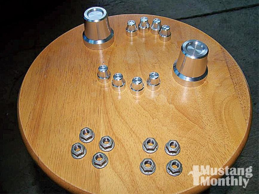 Mump_0909_08_ Install_strut_tower_brace Spun_billet_aluminum_nuts