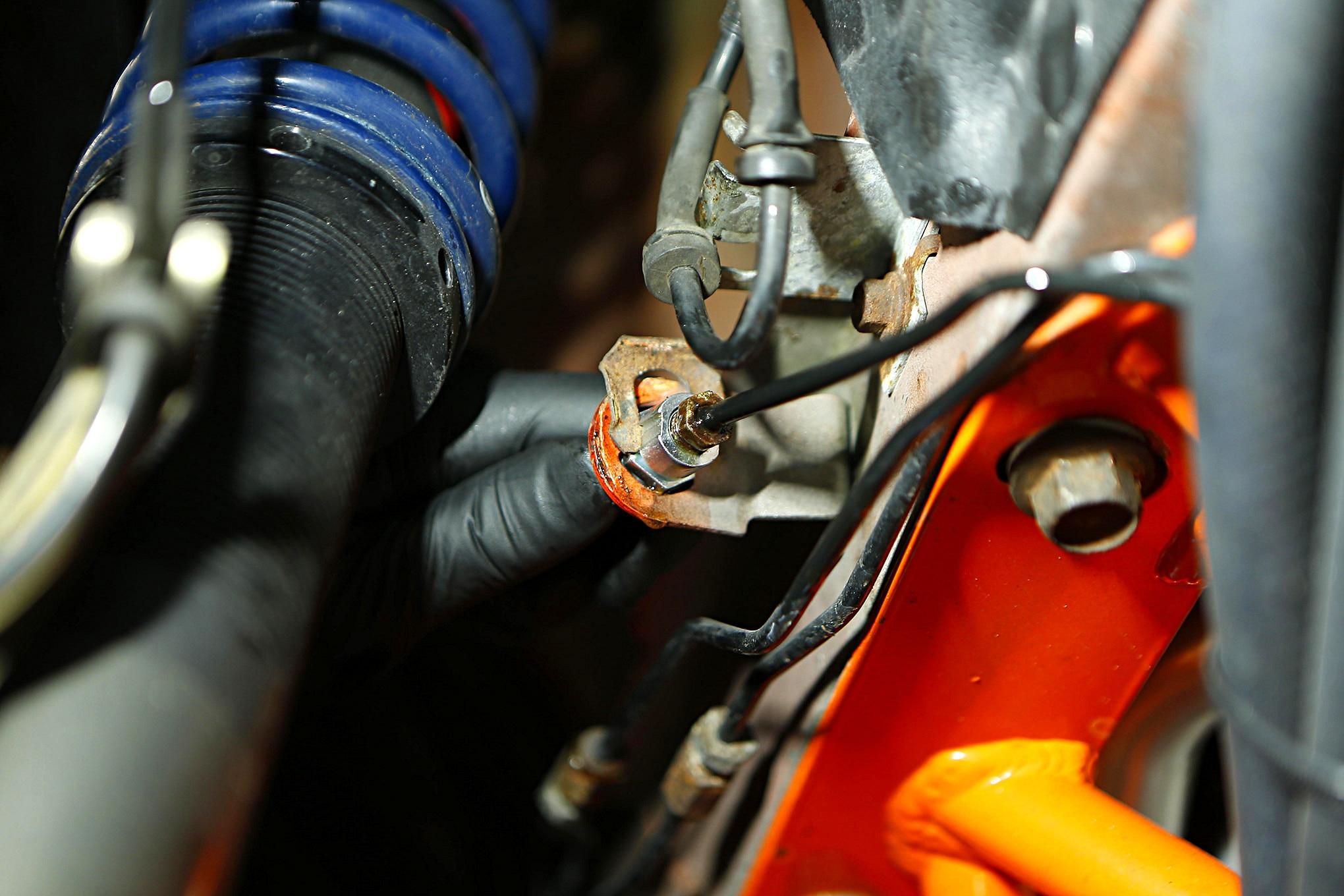 Baer Brakes Install New Edge 018