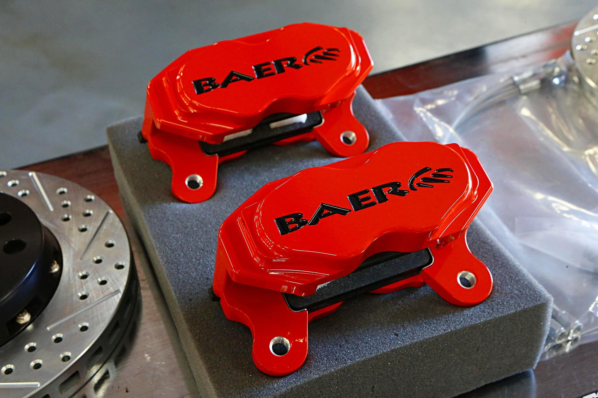 Baer Brakes Install New Edge 008