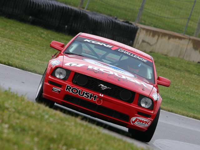 Grand Am Koni Challenge Jack Roush Jr
