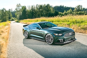 Success in Excess 2015 Ford Mustang GT