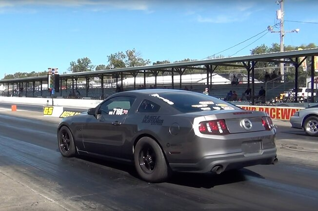 2011 High Mile Coyote Nitrous Install And Track Testing