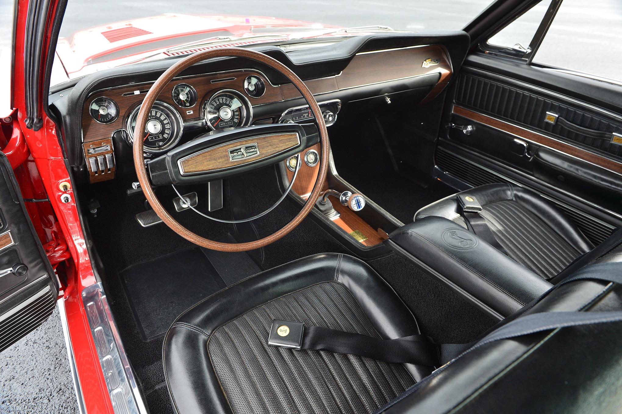 1968 Shelby GT500KR 09