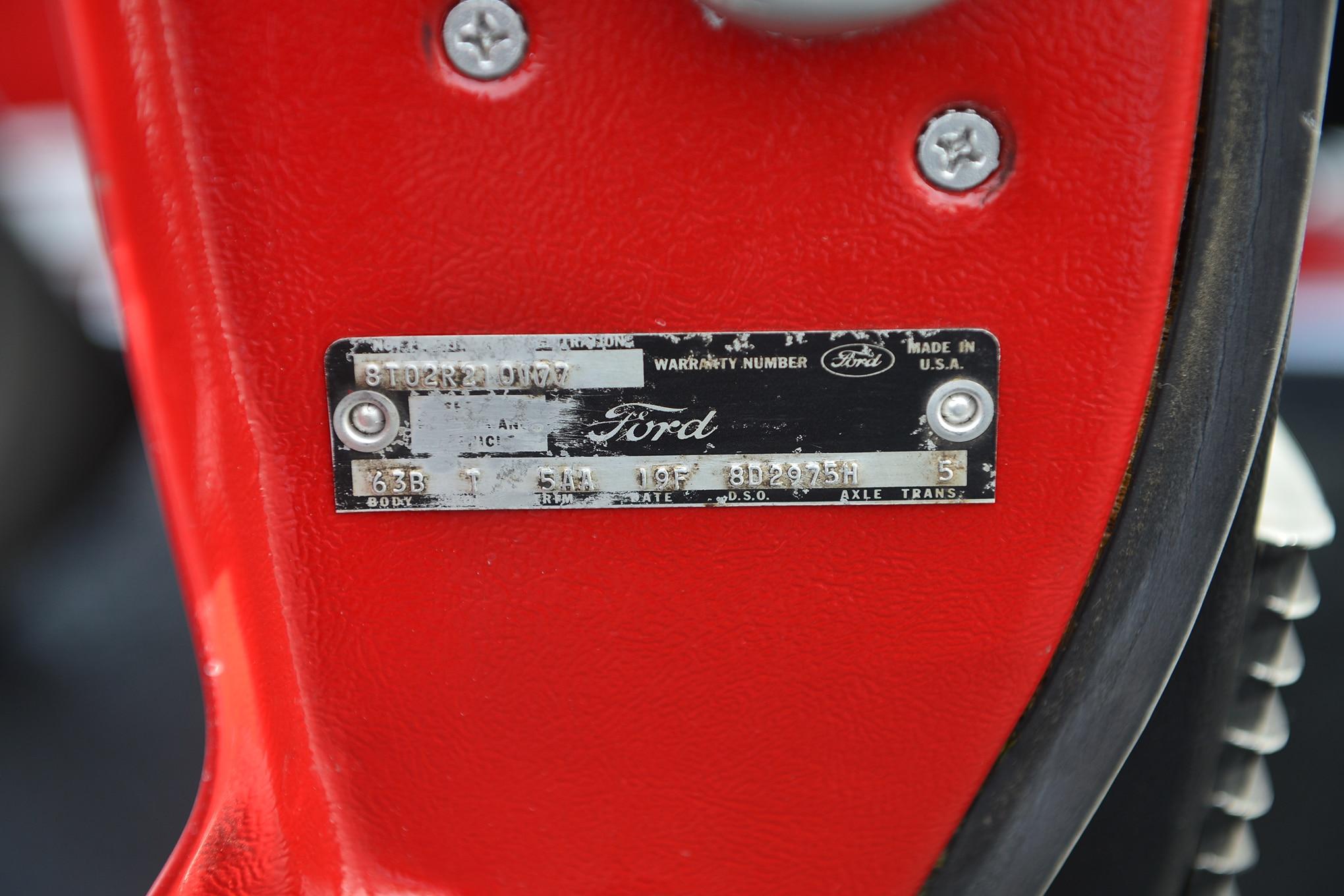 1968 Shelby GT500KR 08