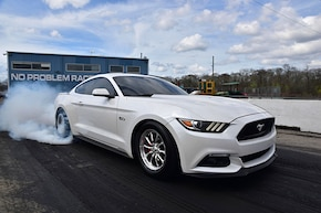 G3 sleeper: When tragedy struck, triumph prevailed for Sheldon Lewis and his S550 Mustang