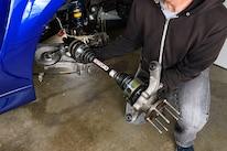 009 Mustang Cobra Gforce Engineering Axle