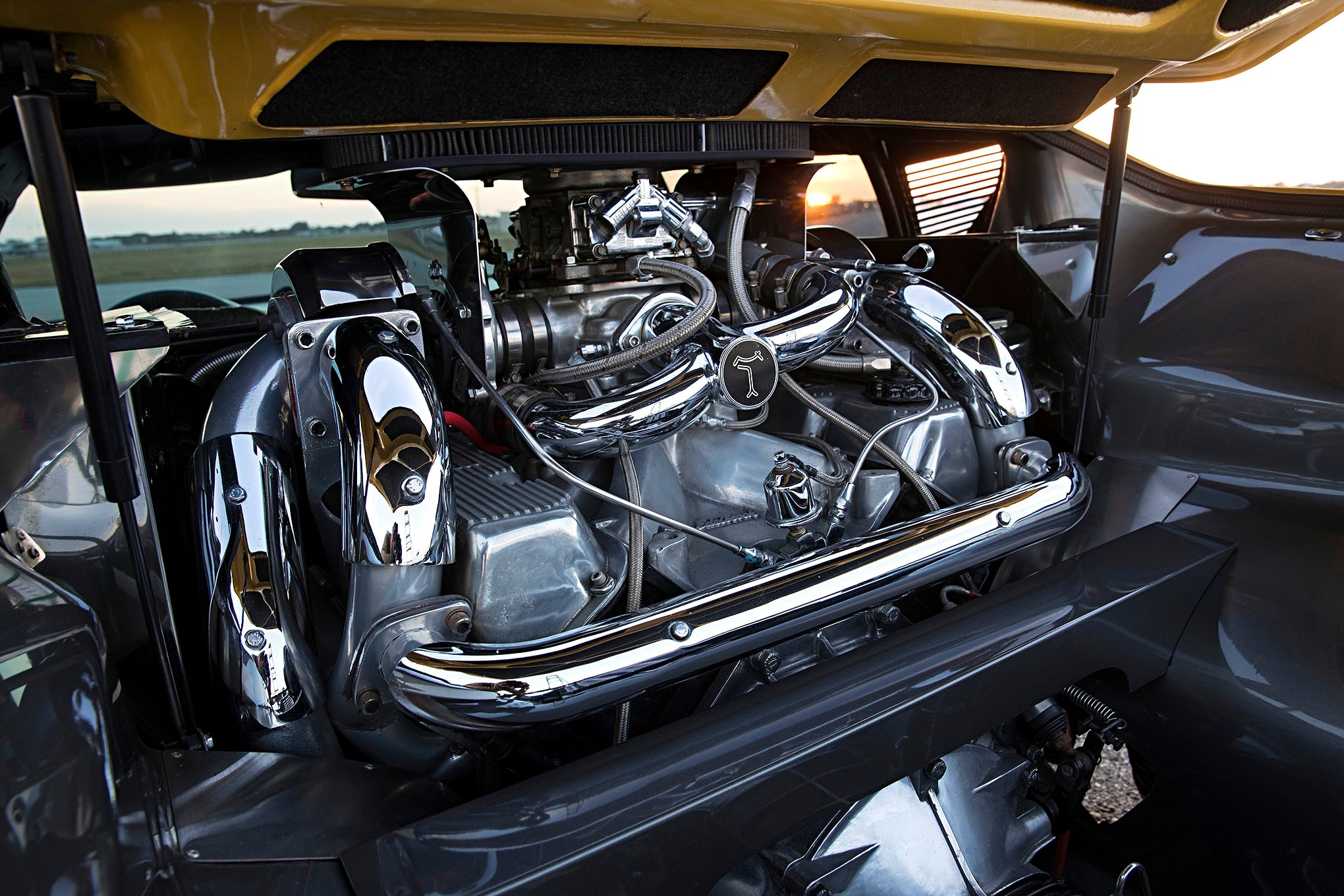 006 1974 Pantera Engine