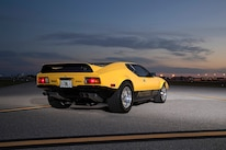 011 1974 Pantera Low Three Quarter Rear View