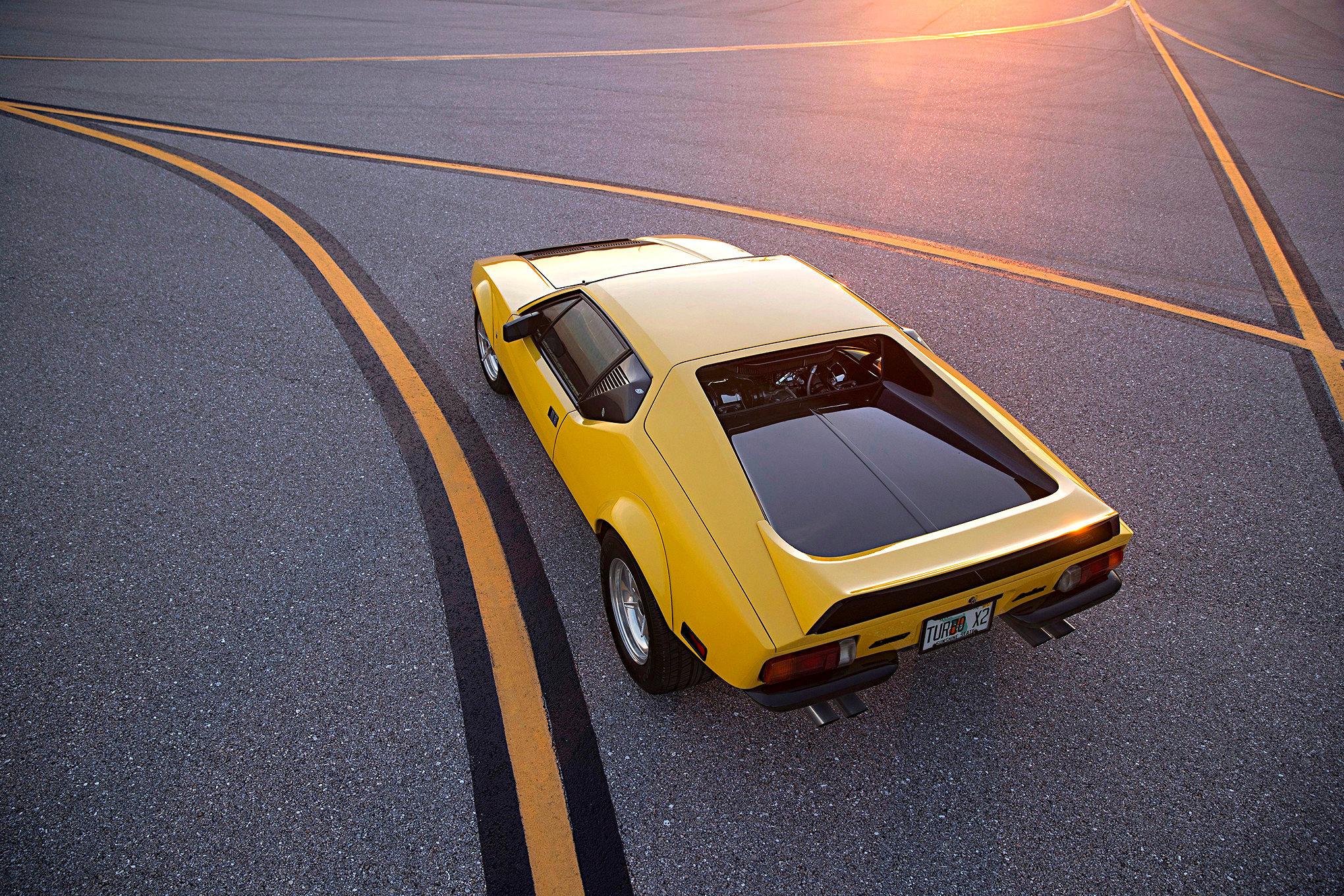016 1974 Pantera GTS Twin Turbo