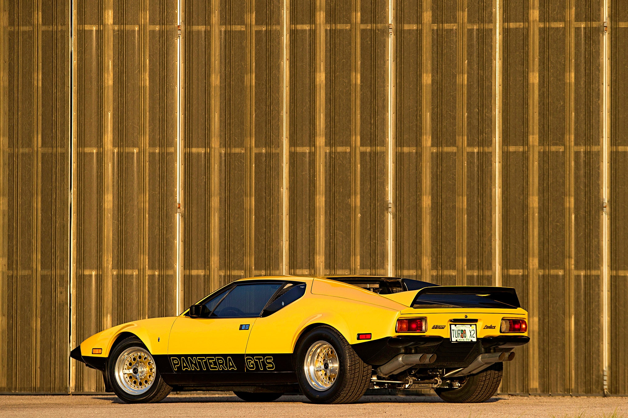 029 1974 Pantera GTS Twin Turbo