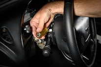 005 Mustang Turn Signal Switch Bolts