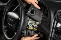 003 Mustang Steering Column Trim Panel Removal