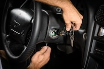 002 Mustang Ignition Switch Removal