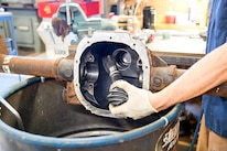 011 Mustang Motive Gear Pinion Installation