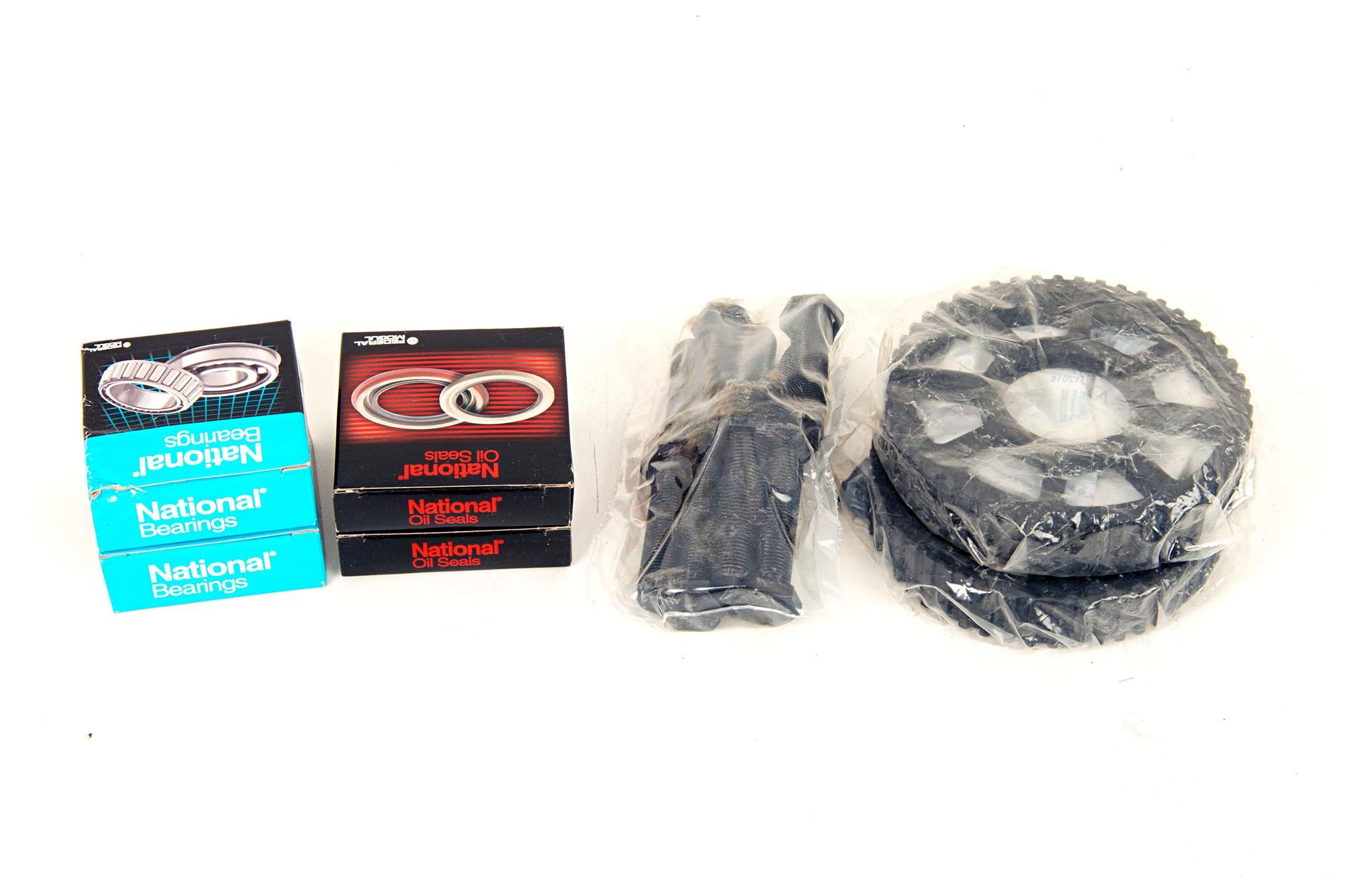 006 Mustang Strange Axle Installation Kit