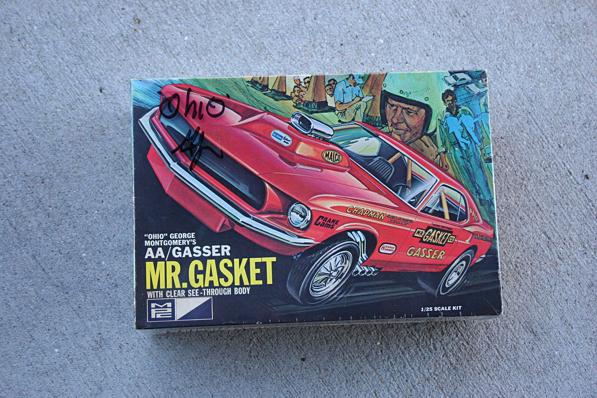 001 Mustang Restoration Technical Questions 1969 Model Kit