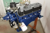 Engine Paint Ford 008