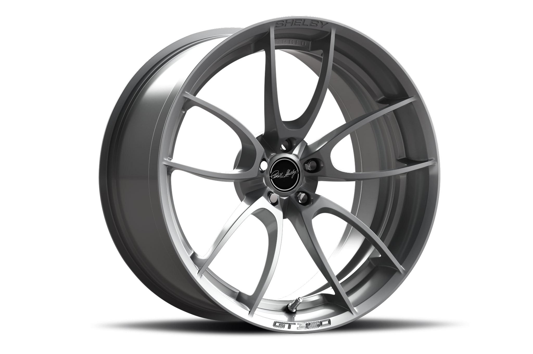 Carroll Shelby Wheel Company CS21 Angled