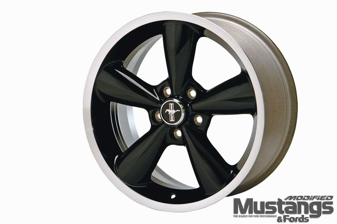 Ford Racing Performance Parts Wheels Black
