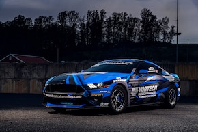 """Terry """"Beefcake"""" Reeves steps into the Direct Injection era with a 1,006 rwhp 2018 Mustang GT"""