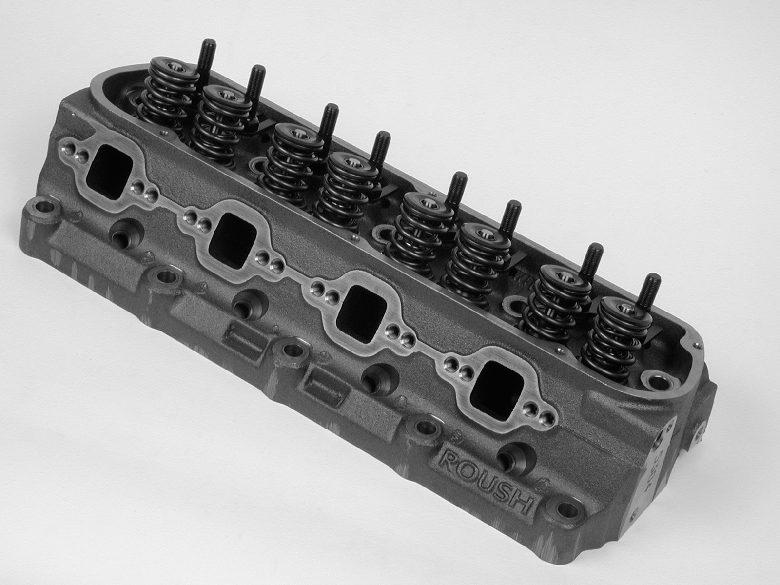 M5lp 0205 01  High Performance Cylinder Heads Roush Mustang Crate Engine