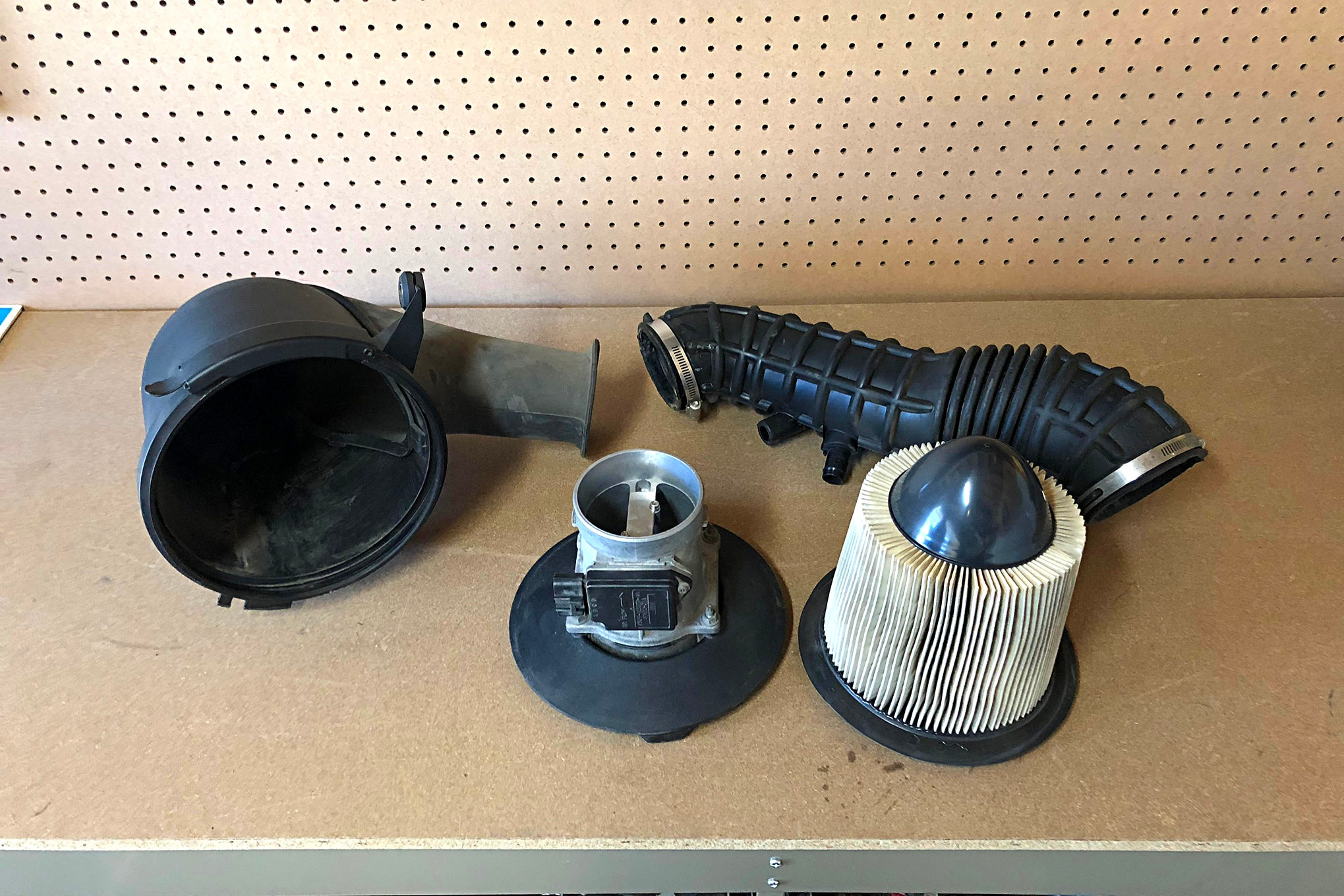 005 1997 Mustang Gt Stock Intake Parts