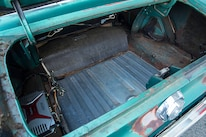 033 1970 Mustang Muscle Rat Rod Trunk Amp